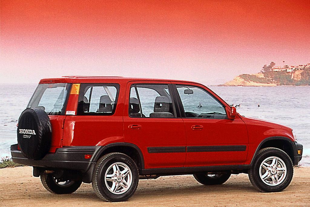 Honda-CR-V I (1-ого поколения)