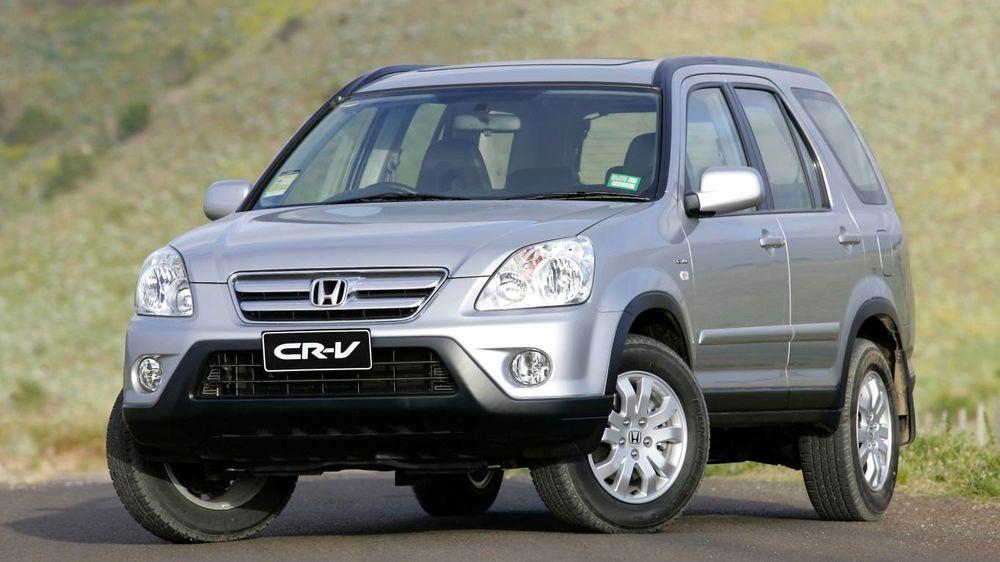 Honda-CR-V II (2-ого поколения рейст.)