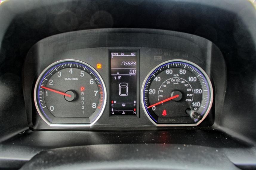 Honda-CR-V III (3-ого поколения)