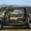 Honda Element – миниатюрный «грузовик» с экстравагантной внешностью