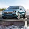 Volkswagen T-Prime concept GTE характеристики  и первые его воплощения