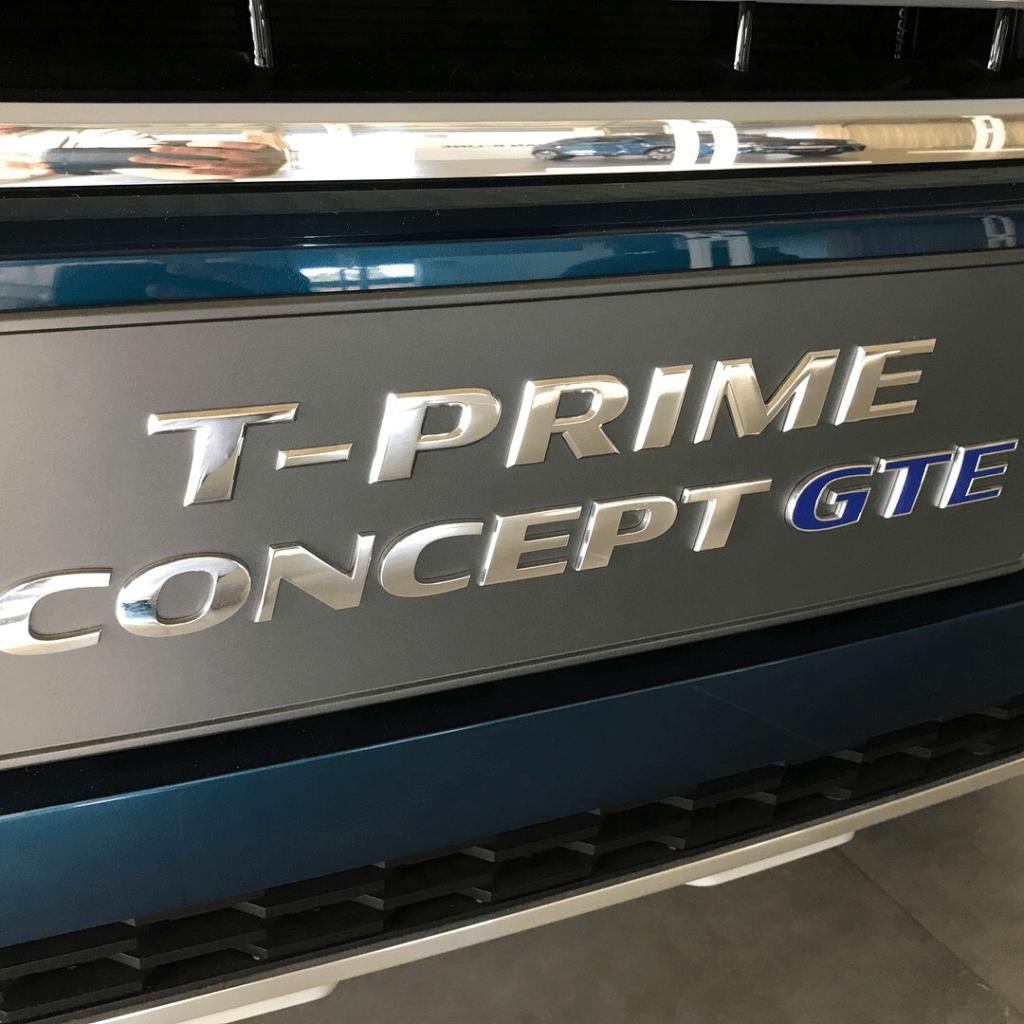 Volkswagen T-Prime