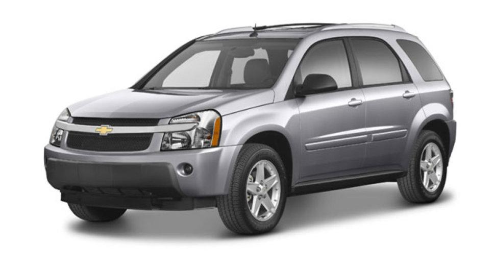 Chevrolet Equinox I экстерьер