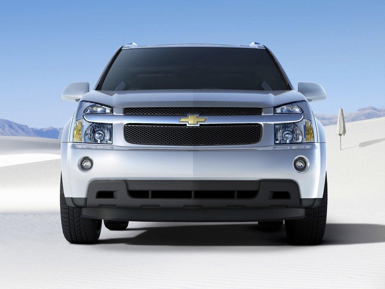 Chevrolet Equinox I поколение (2004-2009)